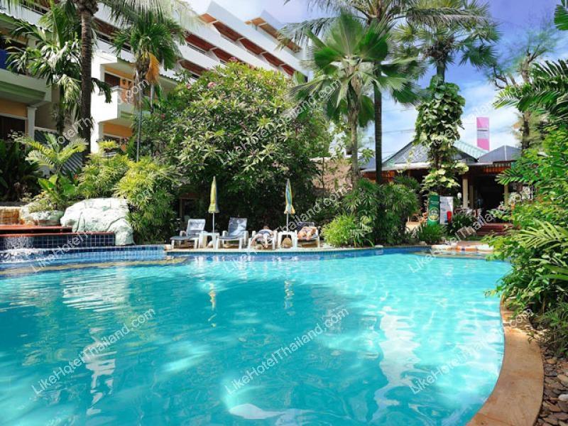 รูปของโรงแรม โรงแรม เดอะ เวอร์ริเดียน รีสอร์ท